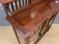 Shapland & Peter Mahogany Display Cabinet (12 of 16)