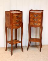 Pair of Tulipwood Bedside Cabinets (9 of 10)