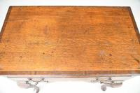 Antique Oak Lowboy (9 of 10)