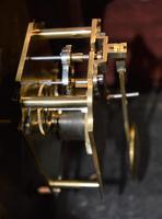 Merchant Bristol Fusee Dial Wall Clock (3 of 4)
