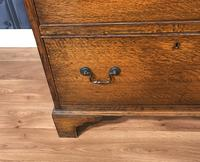 Georgian Style Oak Chest on Chest (11 of 12)