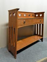 Arts & Crafts Oak Table -  Liberty & Co (8 of 8)