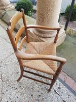 Antique Country Armchair (5 of 8)