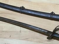 Sabre & Scabbard 1840's USA Calvary Sword,  Rare Sabre (14 of 18)