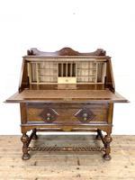 Early 20th Century Antique Bureau (6 of 9)