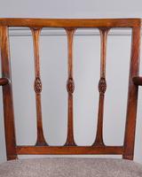George III Elm Carver Chair (2 of 9)