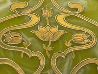 Beautiful Art Nouveau Loetz Jugendstil Art Glass Trinket Box (12 of 12)