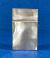 Victorian Mother of Pearl Vesta / Needle Case (4 of 12)