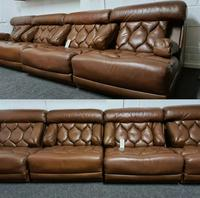 Retro Mid Century Modular Tetrad Suite Sofa (2 of 9)