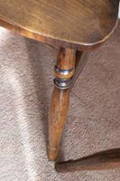 Pair of Ash & Fruitwood Mendlesham Chair (5 of 7)
