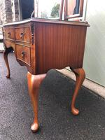 Antique Burr Walnut Dressing Table (7 of 10)