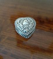 Edwardian Antique Silver Heart Shaped Trinket Box (2 of 5)