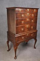 Early 18th Century Burr Walnut Chest on Stand (7 of 11)