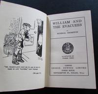 1940 2nd Edition William & The Evacuees by Richmal Crompton with Original Dust Jacket (2 of 4)