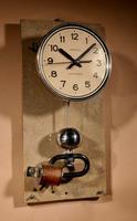 Art Deco Lepaute Very Interesting Electrical Wall Clock (8 of 14)