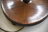 Traditional Wooden Standard Lamp (6 of 9)