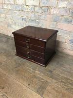Antique Mahogany Drawers (2 of 3)