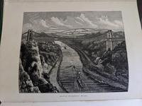 Three Circa 1881 Books of Bristol Past & Present (5 of 6)