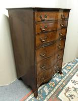 Mahogany Tallboy / Chest of Drawers (2 of 6)