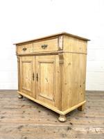 19th Century Antique Pine Cupboard (7 of 10)