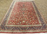 Antique Isfahan Carpet (8 of 9)
