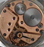 1956 Omega Stainless Steel Wristwatch (6 of 6)
