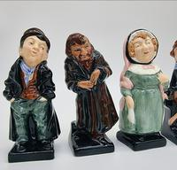 Six Royal Doulton Figurines (3 of 8)