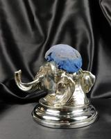 Silver Plated Elephant Pin Cushion by Lee & Wigfull (5 of 10)