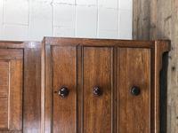 Antique 19th Century Welsh Oak Press Cupboard (11 of 14)