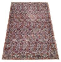 Antique Kirman Carpet (2 of 10)