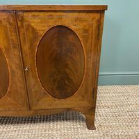 Quality Edwardian Mahogany Antique Cabinet (5 of 6)