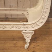 Cast Iron Daybed in Cream (3 of 9)