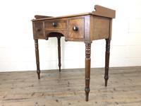 Antique Victorian Mahogany Ladies Writing Desk (16 of 17)