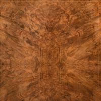 Antique Credenza, English, Burr Walnut, Sideboard, Display Cabinet, Regency (9 of 12)