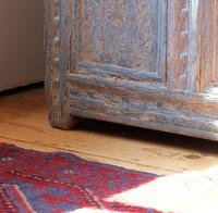 18th Century Painted Pine Coffer (21 of 28)