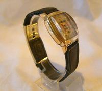 Wrist Watch 1938 Waltham 17j Chevy All American Soap Box Derby Winner (7 of 12)