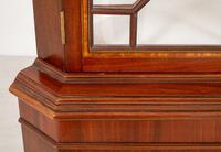 Mahogany Sheraton Revival Double Corner Cupboard (3 of 8)
