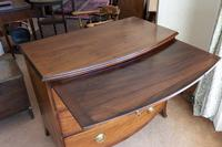 Mahogany Bow Front Chest of Drawers. Very Good Quality (5 of 7)
