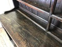 Antique 18th Century Welsh Oak Pot Board Dresser (5 of 26)