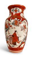 Meiji Period Kutani Vase (3 of 6)
