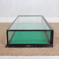 Counter Top Shop Display Cabinet Glazed Ebonised 19th Century Glass (7 of 14)