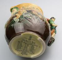 Fine & Large Royal Doulton Dickens Dream Novelty Jug by Noke c.1933 (9 of 10)