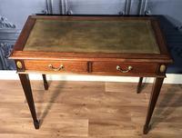 Mahogany Writing Table (11 of 13)
