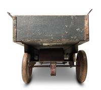 Painted Tin Truck (4 of 8)
