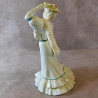 "Coalport ""Beatrice at the Garden Party"" Limited Edition  Figurine (6 of 9)"