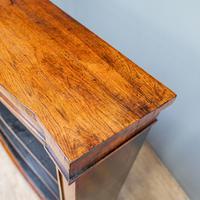 Open Rosewood Bookcase (12 of 12)