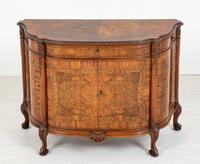 Stunning Burr Walnut Cabinet (5 of 11)