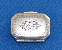 George III Silver Vinaigrette (3 of 6)