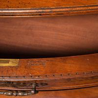 Large Fine Antique Wardrobe Compactum, English, Walnut, Gillow & Co, Victorian (12 of 12)