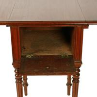 George IV Mahogany Bedside Cabinet (5 of 8)